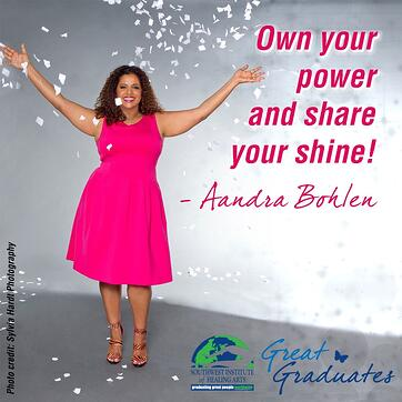 Aandra-Bohlen-SWIHA-Great-Graduate