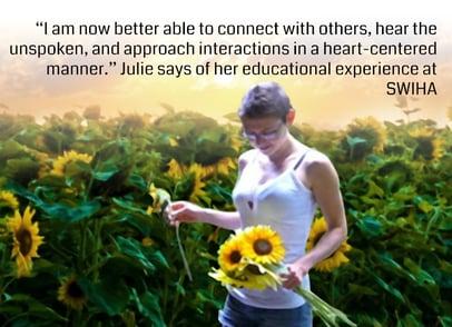 Julie Conway, SWIHA