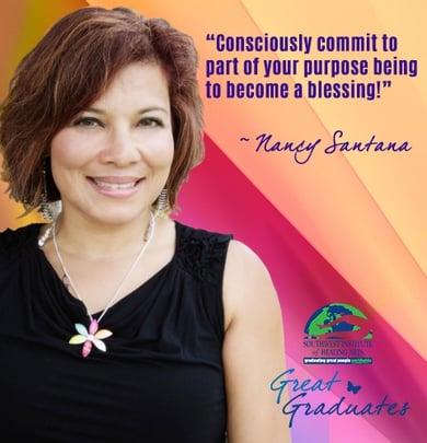 Nancy Santana Great Graduate SWIHA